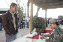 Cartilla militar, 2